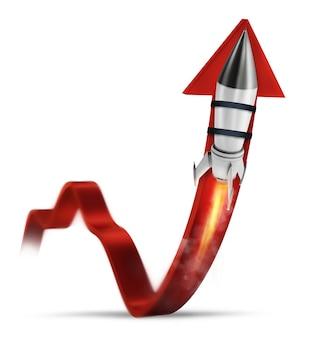 Rocket помогает улучшить статистику бизнеса, чтобы расти быстрее