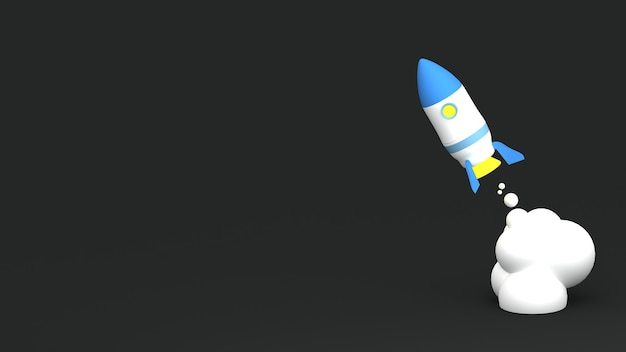ロケット、スピード成長コンセプト