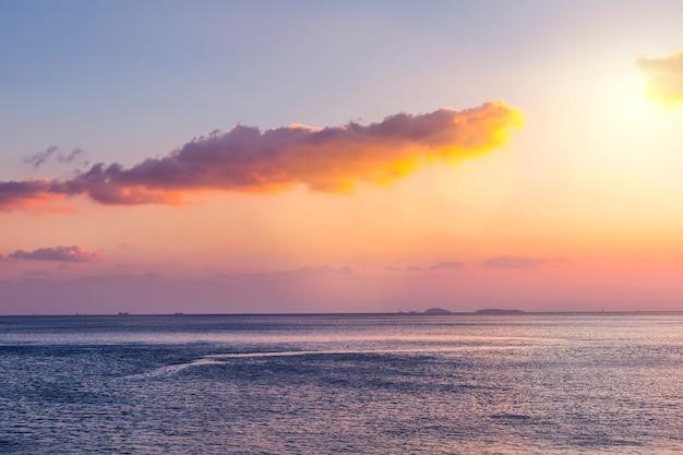 Скалы пространство расслабиться закат спокойный день воды