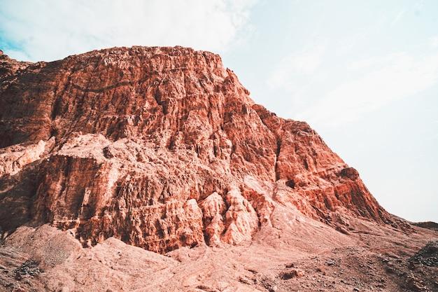 ロッキーデザート峡谷の風景