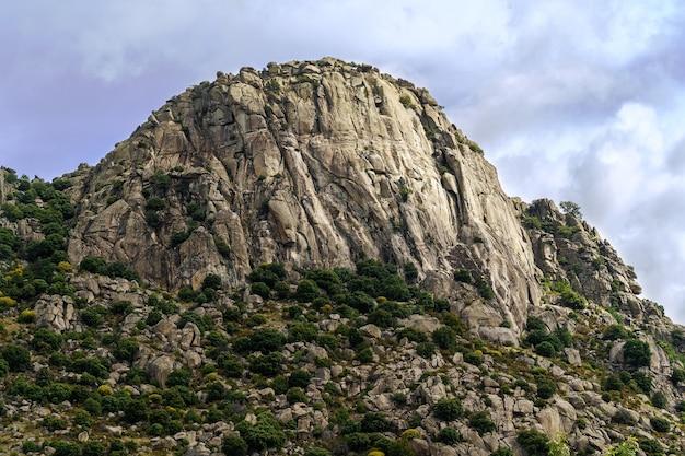 ロッキー山脈の風景