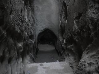 ロータス城砦、丘