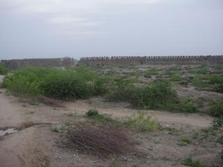 ロータスは、パキスタンの砦