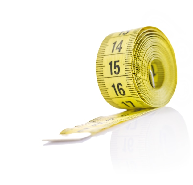 Roll of measure tape