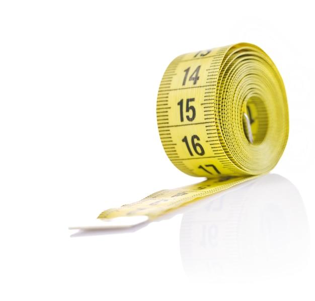 測定テープのロール
