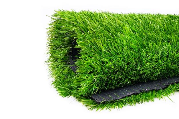 절연 플라스틱 녹색 잔디의 롤