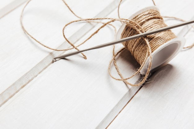 Rolled rope