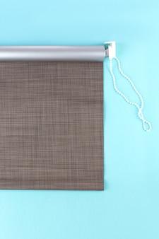 Рулонные шторы изготавливаются из фактурного материала. цветные затемненные рулонные шторы.