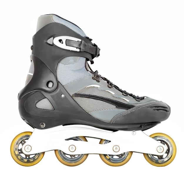 Roller skate isolated on white