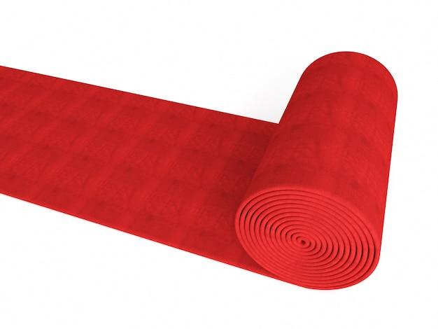 Роллинг красный ковер
