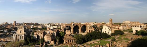 ローマのフォロロマーノ