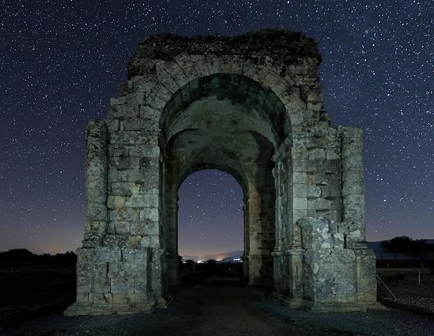 Roman ruins of caparra