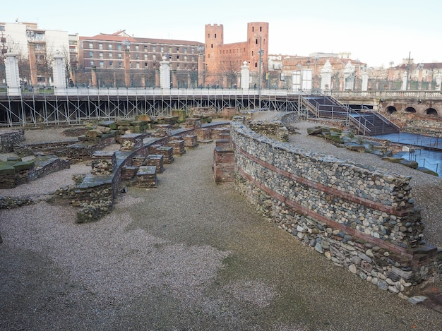 Римский театр турин