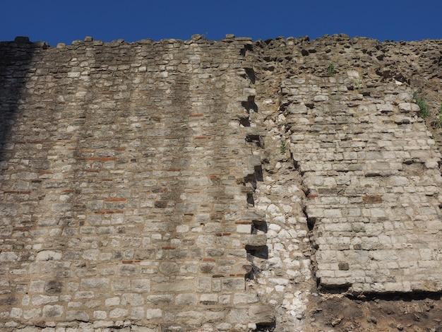 런던의 로마 벽