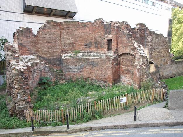 로마의 벽, 런던