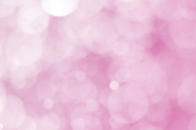 Romantic and soft pink abstract background