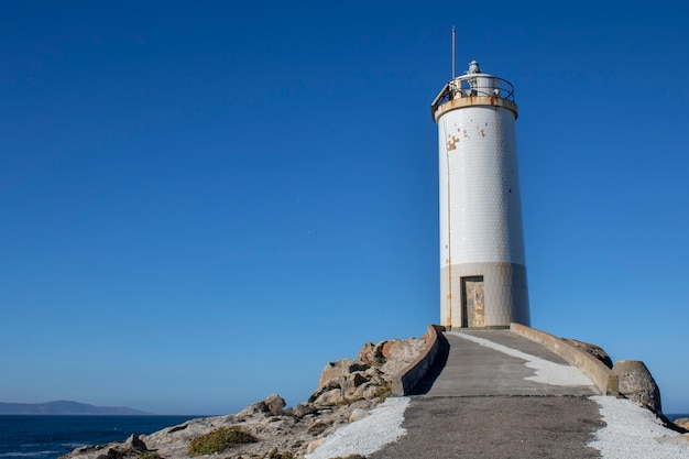 Roncudo lighthouse.