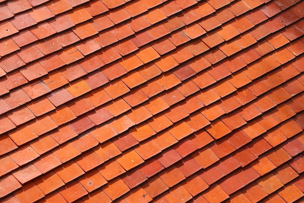 A roof tile background