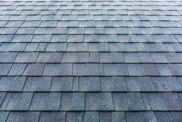 Roof tiles surface