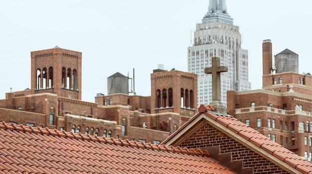 マンハッタンの屋根