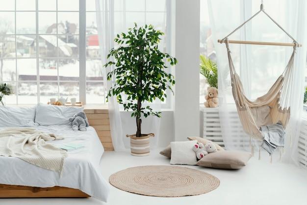 部屋のインテリアデザイン