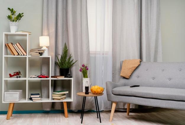 Interior design della camera