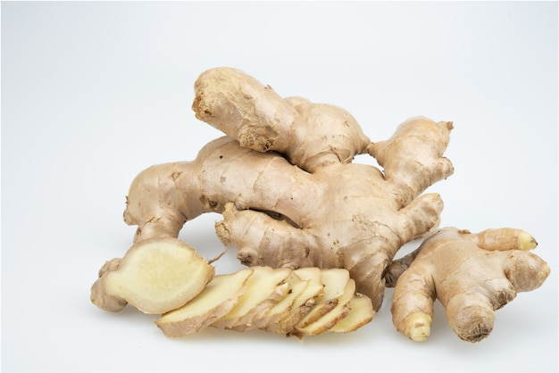 Root ginger isolated