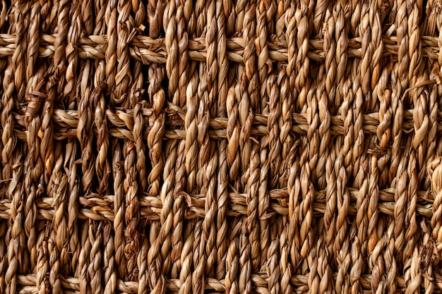 Ropes background texture