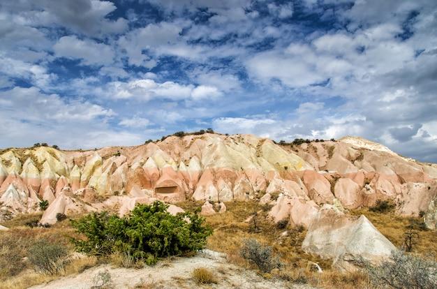 Долина роз гереме каппадокия турция летом