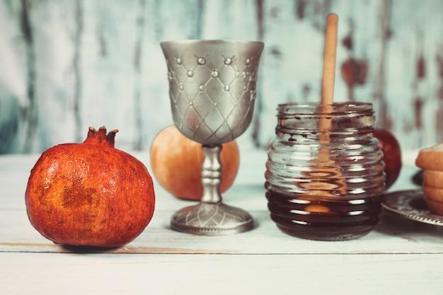 Рош ха-шана еврейский новогодний праздник