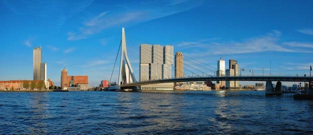 ロッテルダムの街並み、オランダ