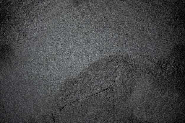 거친 검은 벽 질감 배경 콘크리트 바닥 또는 오래 된 그런 지 배경