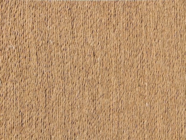 Rough brown fabric texture