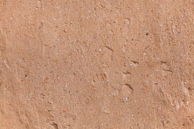 거친 갈색 돌 표면
