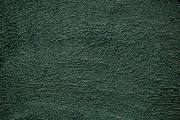 빈티지 테마에 대한 무딘 녹색 벽 텍스처를 그린 거친 석고