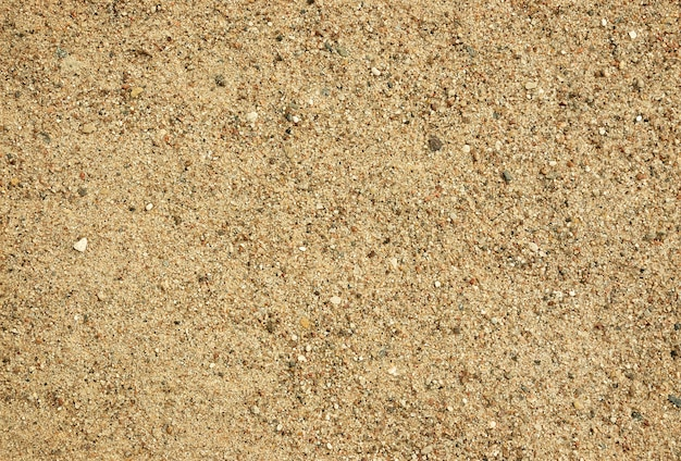 Rough sand horizontal background