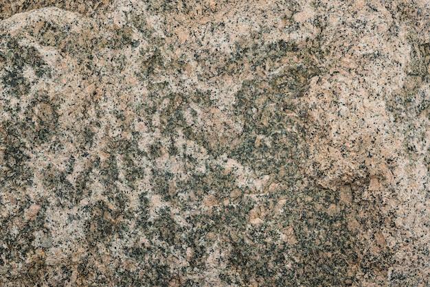 荒い石の表面の質感。
