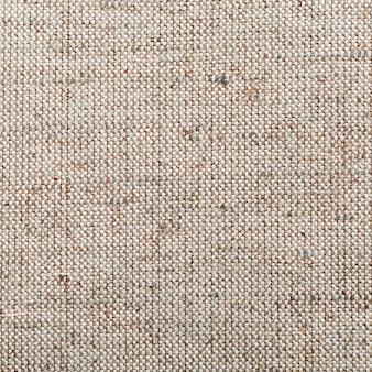 Rough texture of linen cloth.