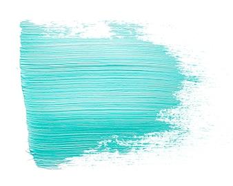 Rough texture of brushstroke