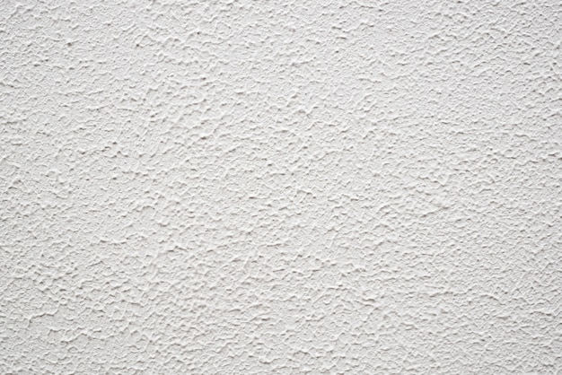 Rough white wall for background