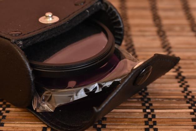 카메라용 원형 필터