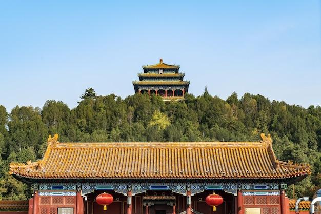 Royal gardens in beijing