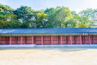 Royal palace asian landmark city