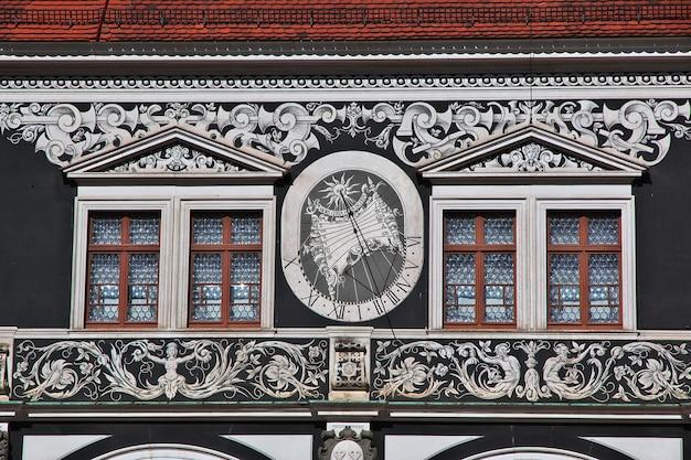 Royal palace, residenzschloss in dresden, saxony, germany