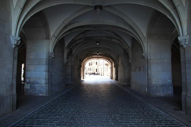 王宮、ドレスデン、ザクセン、ドイツのレジデンツシュロス