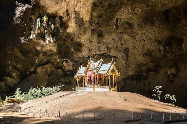 プラヤナコーン洞窟のロイヤルパビリオン