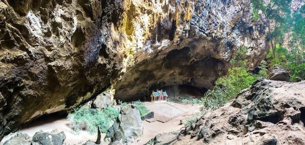 Royal pavilion in phraya nakorn cave, thailand