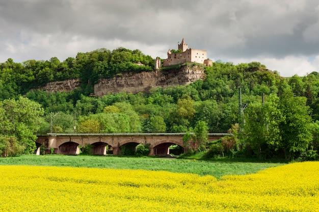 Rudelsburg castle