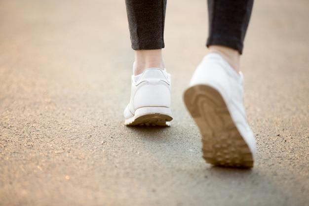 Бег ног
