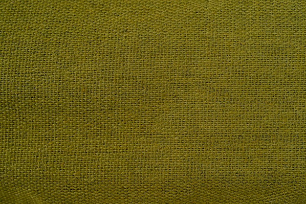 Rural texture of sackcloth background of very coarse rough fabric woven made of flax jute or hemp